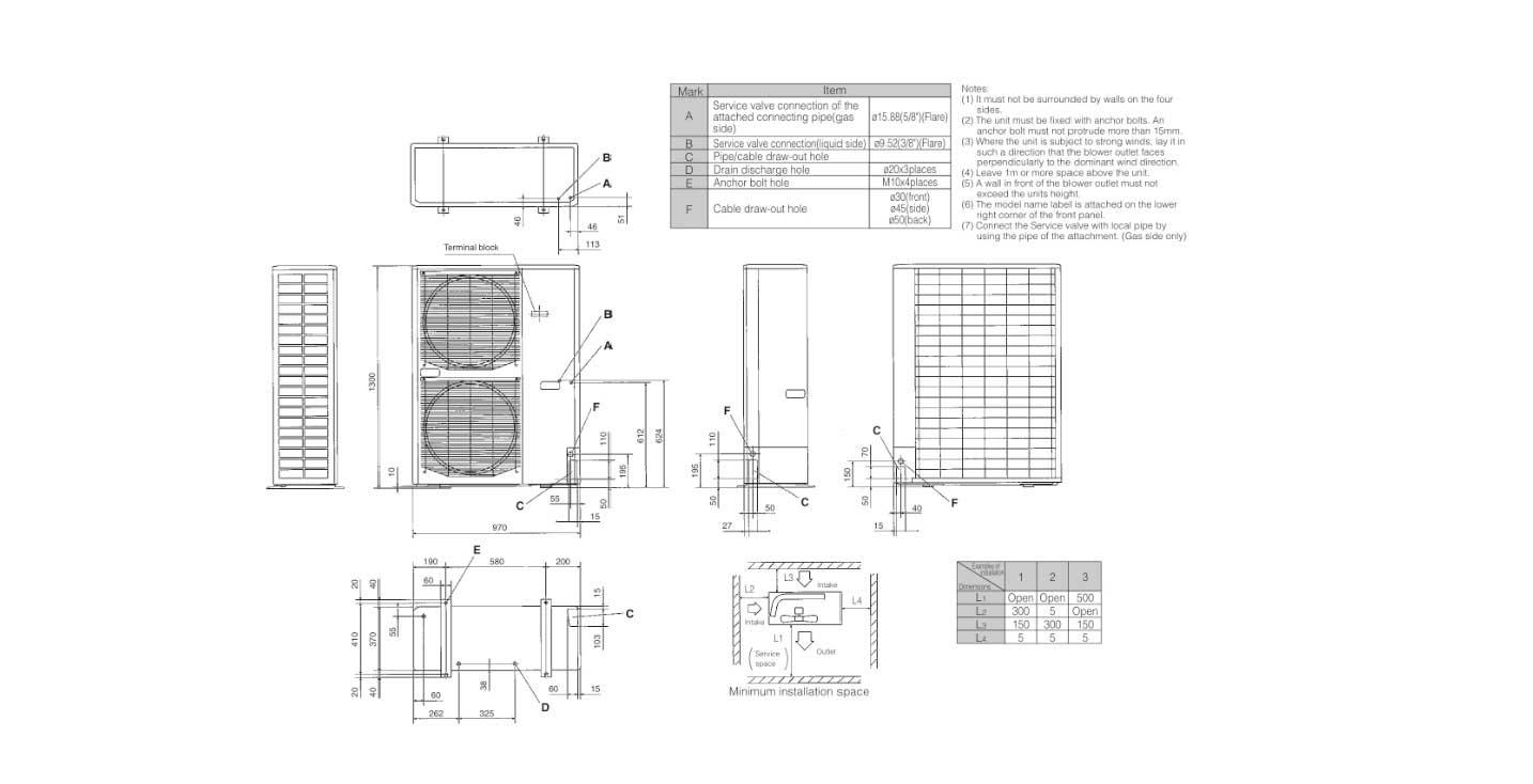 multi splits  u2013 pac floor standing    fdf140vsxpvd1