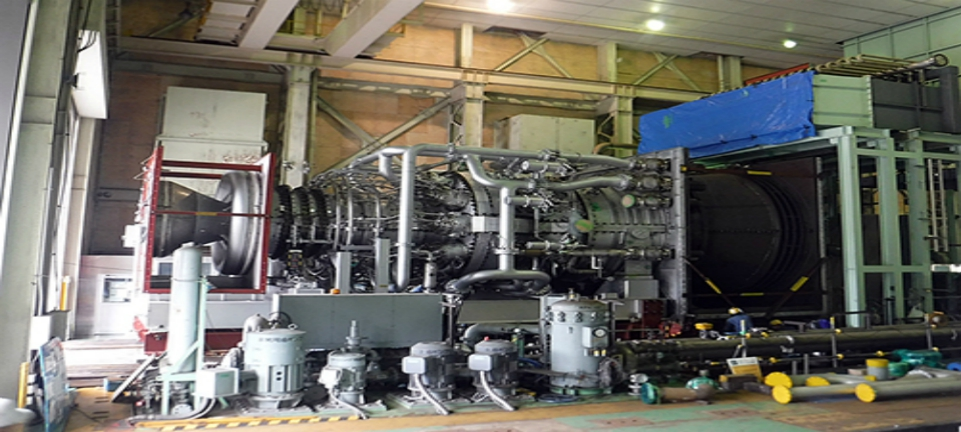 H-100 Gas Turbine Successfully Completes Low NOx Testing